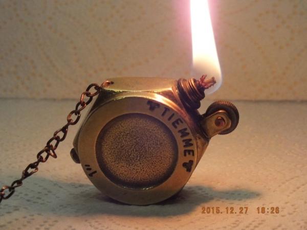Первые попытки в зажигалкостроении