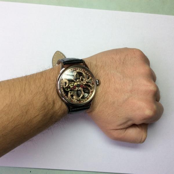 Часы ручной работы. watchik.net. Новые работы.