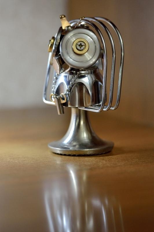 Хранительница ключа...