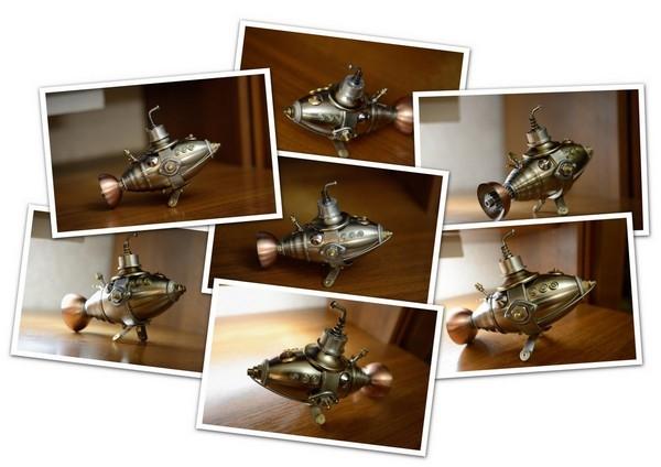 Подводная лодка Клебер...