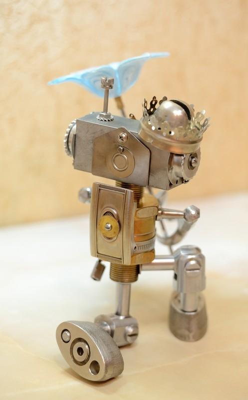 Робот-принц :)