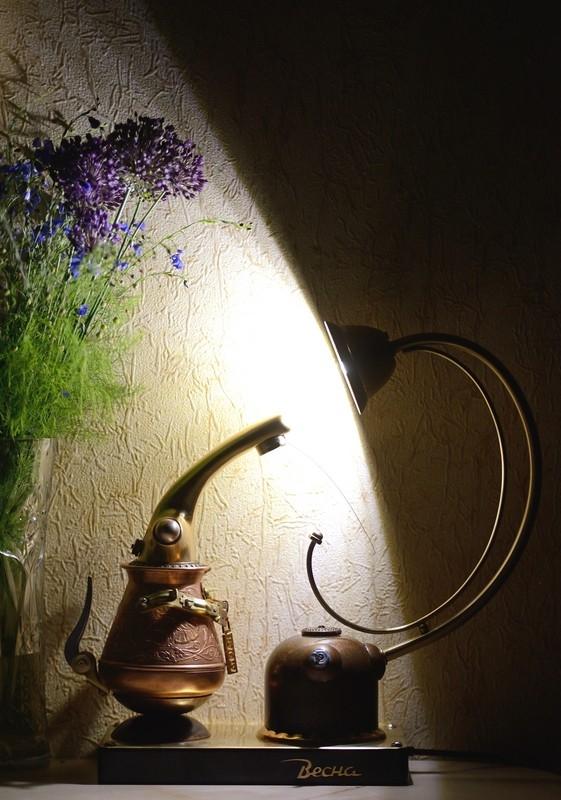Арт-светильник Весенний Дзен...