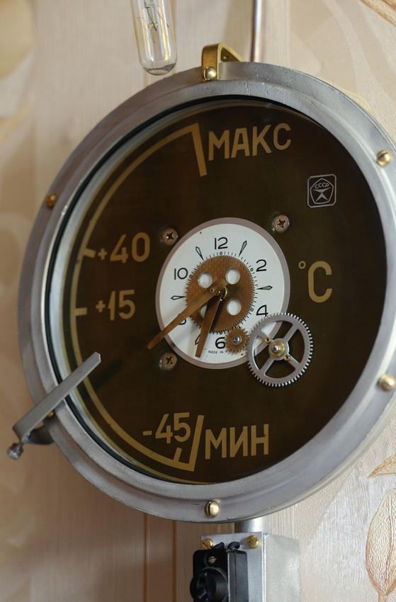 Часы механика Гаврилова...