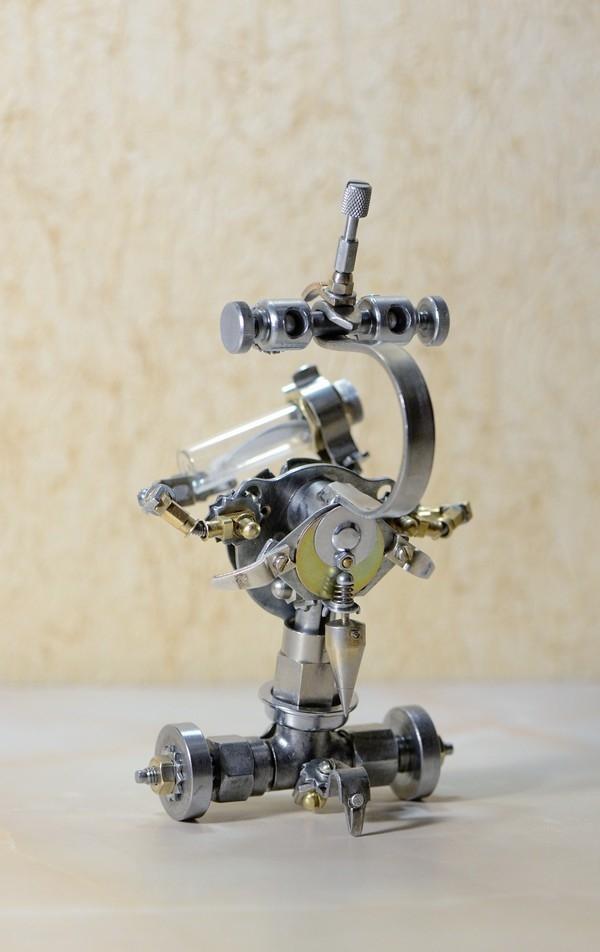 Космобиолог XZX-3000...