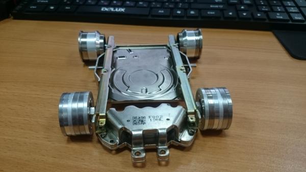 Вторая жизнь сломанных HDD