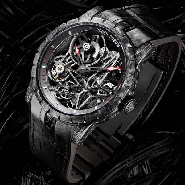 Элитные швейцарские часы в стиле steampunk