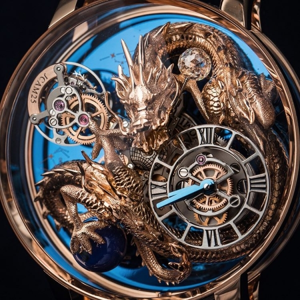 Jacob & Co Astronomia Dragon