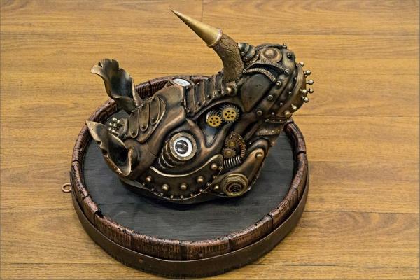Новосибирский носорог