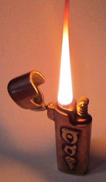 Зажигалка по мотивам TES