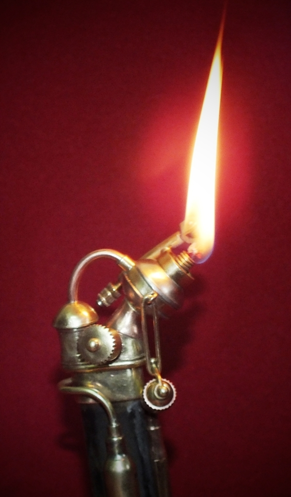 Пятничная стим-зажигалка от АРМ