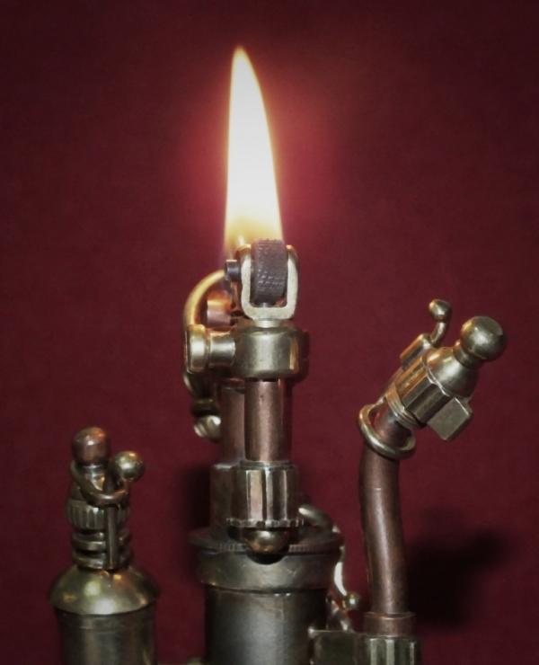 Зажигалка от АРМ