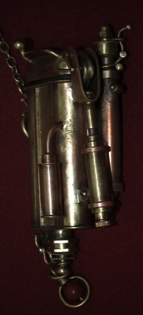 Пятничная зажигалка от АРМ