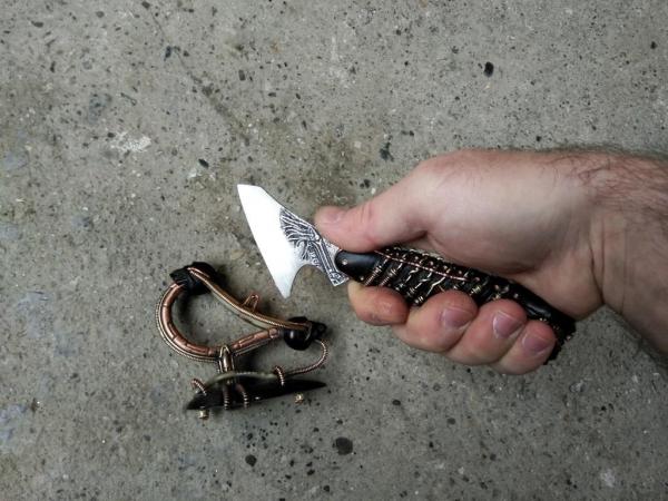 Нож Иное сознание .