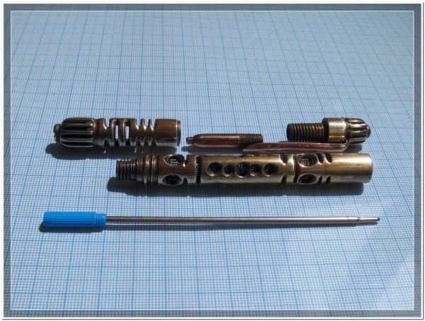 Ручка латунь - 74 грамма