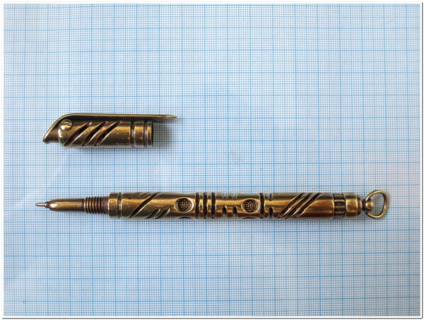 Ручка латунь - 78 грамм