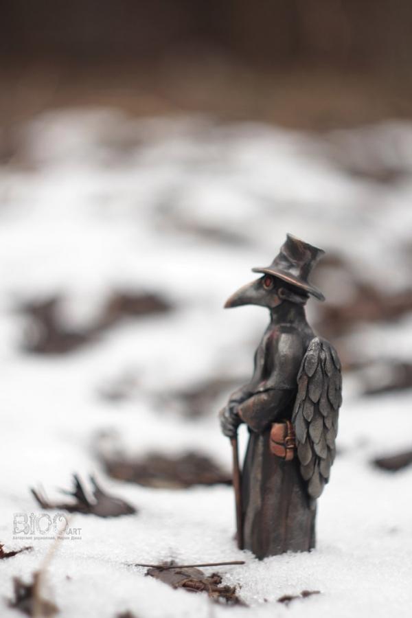 Крылатый Чумной доктор