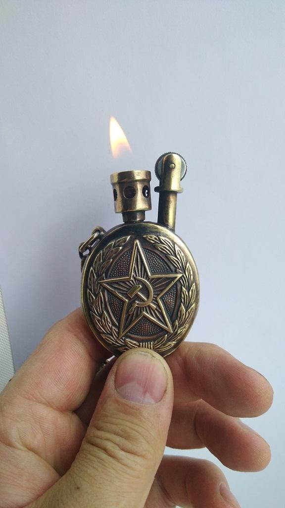 Зажигалка Офицерская