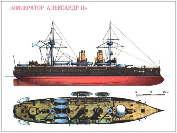 броненосные тараны ч.3