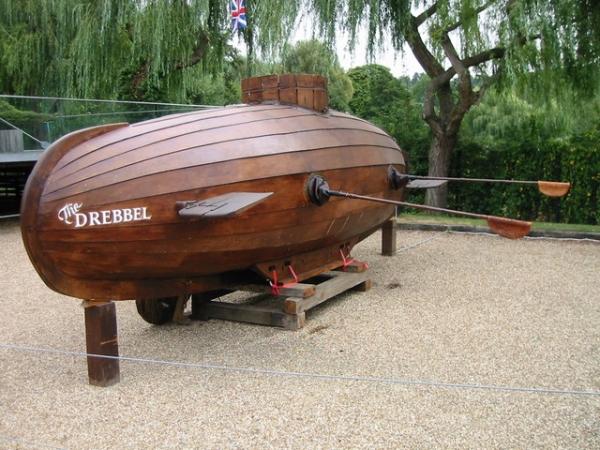 начало подводных судов