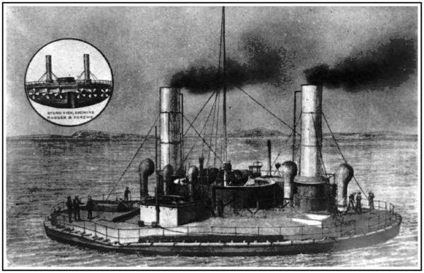 Исчадие стимпанка, или броненосцы вице-адмирала Попова