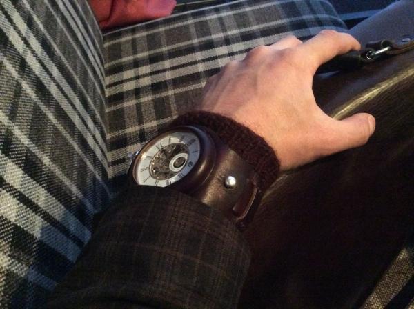 Ремешок с карманными часами