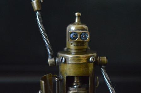 Железный человечек Бендер