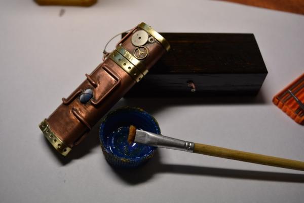 Корпус для зажигалки Cricket