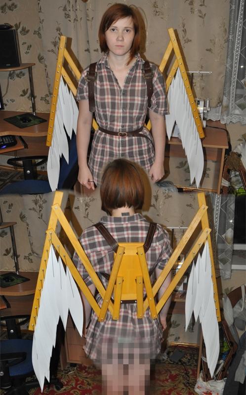Крылья для образа