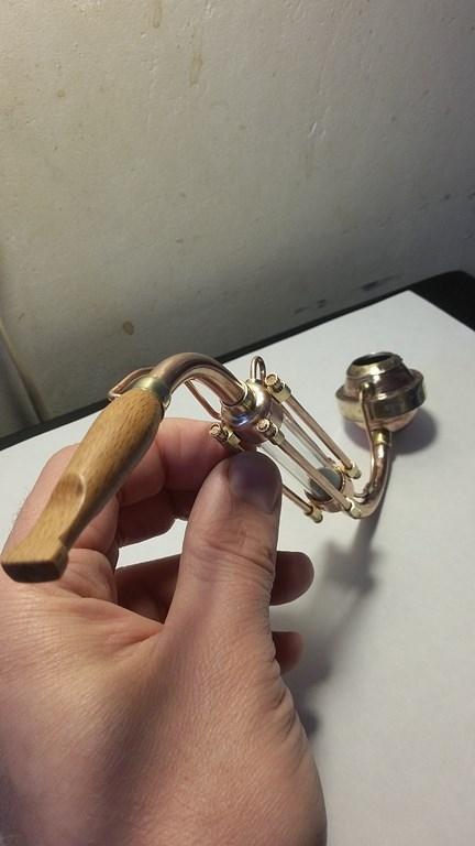 Курительная трубка Эзры Кедо