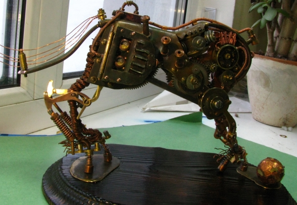 Еquus ludens - Конь играющий