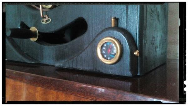 Старинные часы ещё...