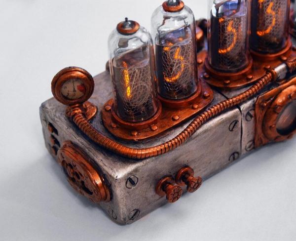Часы на ИН-14 (полимерка)