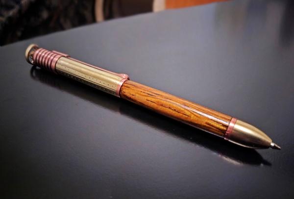 Ручка - дипломная по токарке)