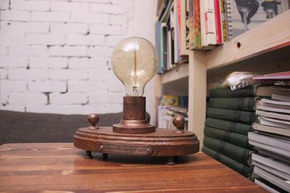 Светильник Эдисона-Ладыгина