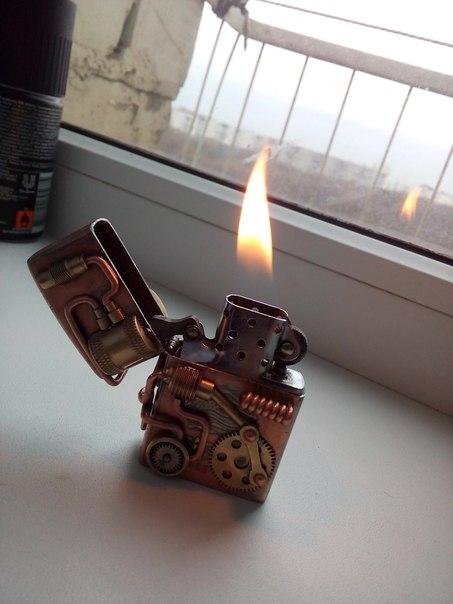 Зажигалка Zippo