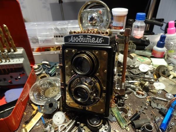Моя вторая камера