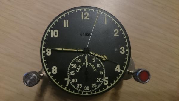 Есть военные часы и есть задумка