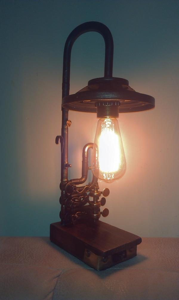 еще немного лампы