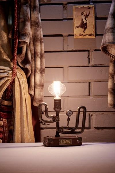 Светильник самогонный аппарат