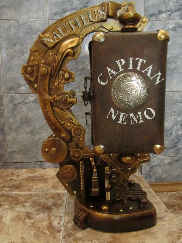 Глобус капитана Немо.