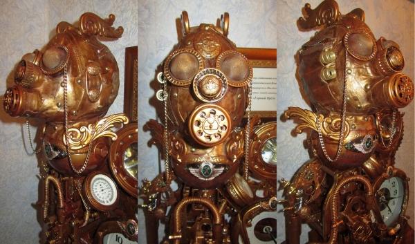 Часы Горный Орёл
