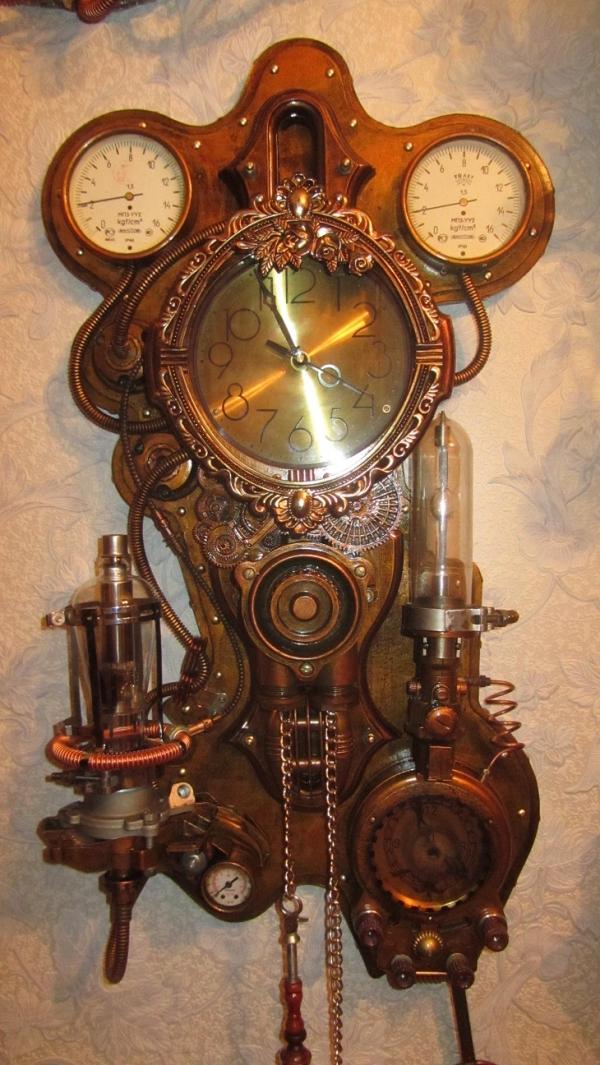 Машина времени Эквилибриум.