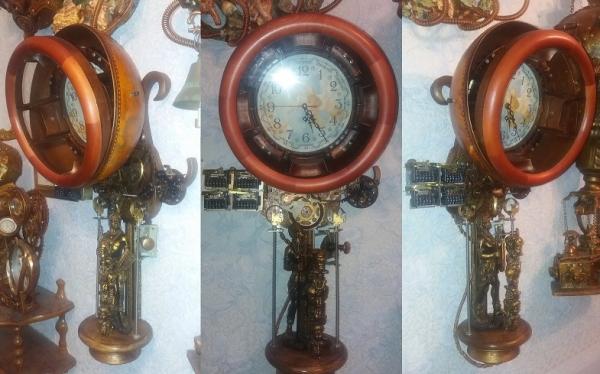 Часы «Terra Incognita»