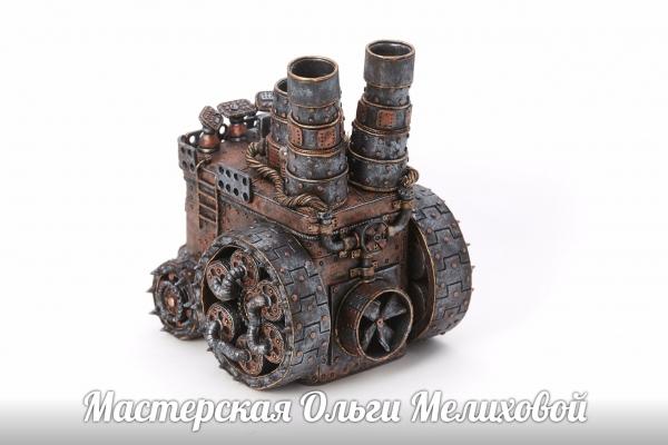 Трактор-Танк