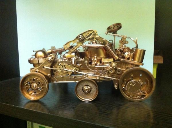 Инженерная машина Марса