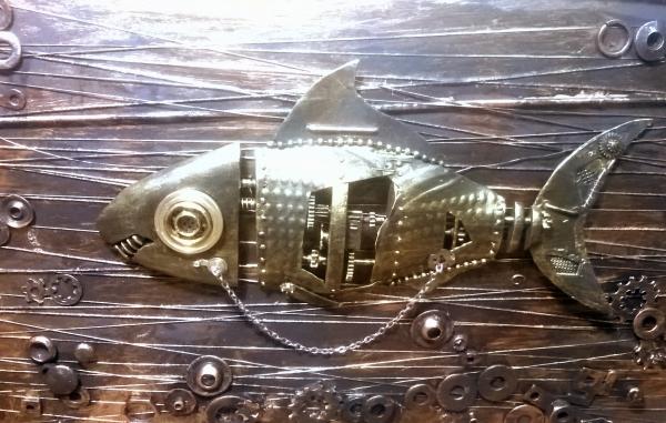 просто механическая Рыба
