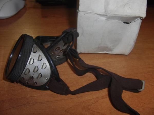 Защитные очки ретро продажа