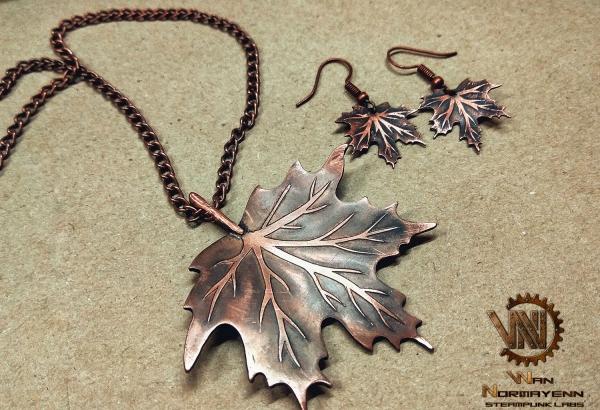 Комплект украшений Осень