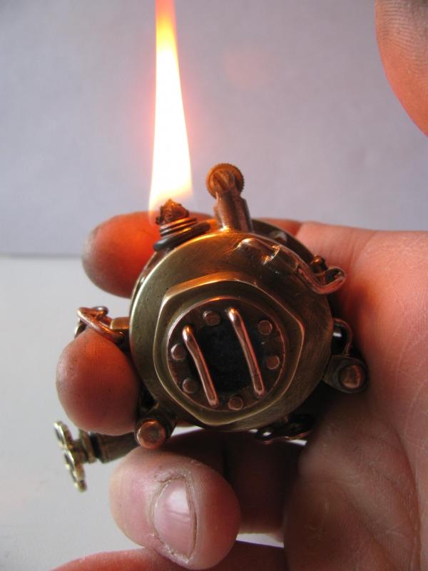 Зажигалка Батискаф эцилопа