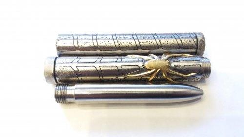 Ручка шариковая Паутина
